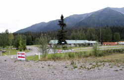 White River Lodge, Alaska Highway