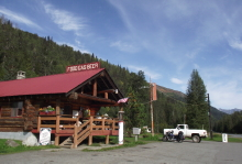 33 Mile Roadhouse, Haines Highway