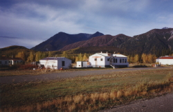Bear Flats Lodge, Alaska Highway