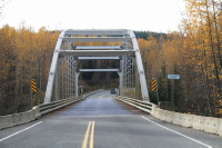 Bell River #1 Bridge, Stewart-Cassiar Highway, BC