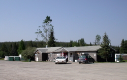 Buckinghorse River Lodge, Alaska Highway