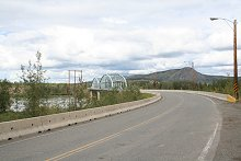 Yukon River Bridge - North Klondike Highway, Yukon
