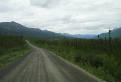 The Yukon's Ogilvie Mountains