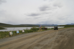 Chapman Lake, Dempster Highway