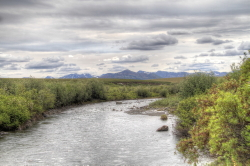 Blackstone River, Dempster Highway