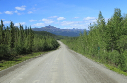 Dempster Highway Km 26