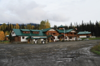 Bell 2 Lodge, Stewart-Cassiar Highway, BC