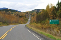 Cranberry Junction, Stewart-Cassiar Highway, BC