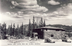 Marsh Lake Lodge, Alaska Highway