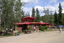 Moose Creek Lodge - North Klondike Highway, Yukon