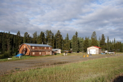 Morley River Lodge, Alaska Highway