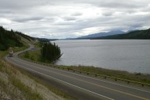 Fox Lake - North Klondike Highway, Yukon