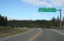 North Klondike Highway, Yukon