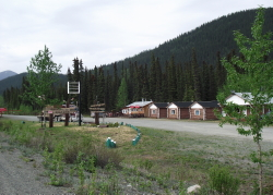 Pine Valley Lodge, Alaska Highway