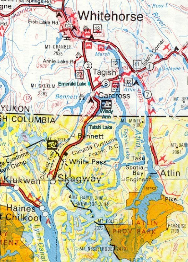 South Klon Highway Map on taylor highway, top of the world highway, alaska state route 7, dalton highway, alberta highway map, columbia highway map, bc highway map, glenn highway, alaska state route 2, washington highway map, alaska highway, atlanta highway map, hawaii highway map, top of the world highway map, meridian highway map, australia highway map, perry highway map, richardson highway, dempster highway, ottawa highway map, yellowknife highway map, houston highway map, canol road, denali highway map, haines highway, south central alaska highway map, sterling highway, elliott highway, denver highway map, george parks highway, tok cut-off, the alaska highway map, logan county highway map, seminole highway map, miami highway map,
