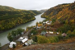 Telegraph Creek and the Stikine River