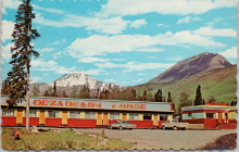 Dezadeash Lodge, in about 1970