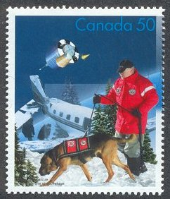 2005 Canadian Search and Rescue Postage Stamps