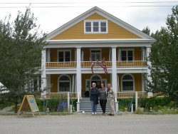 Commissioner's Residence, Dawson City