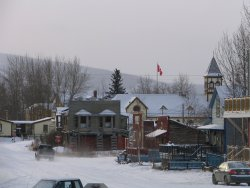 Strait's Auction House, Dawson City