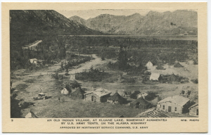 Silver City, Yukon, in 1943