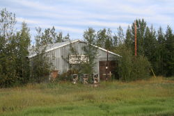 Ruins of Mayo Motors - Mayo, Yukon