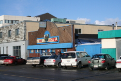 98 Hotel at Whitehorse, Yukon